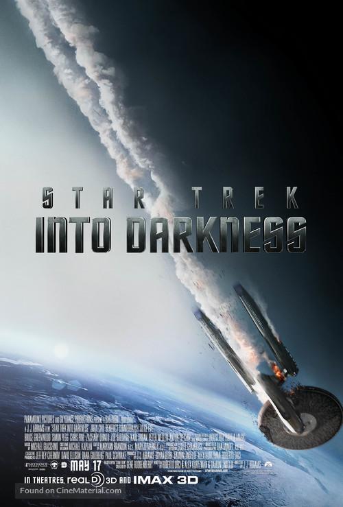 Star Trek Into Darkness - Movie Poster