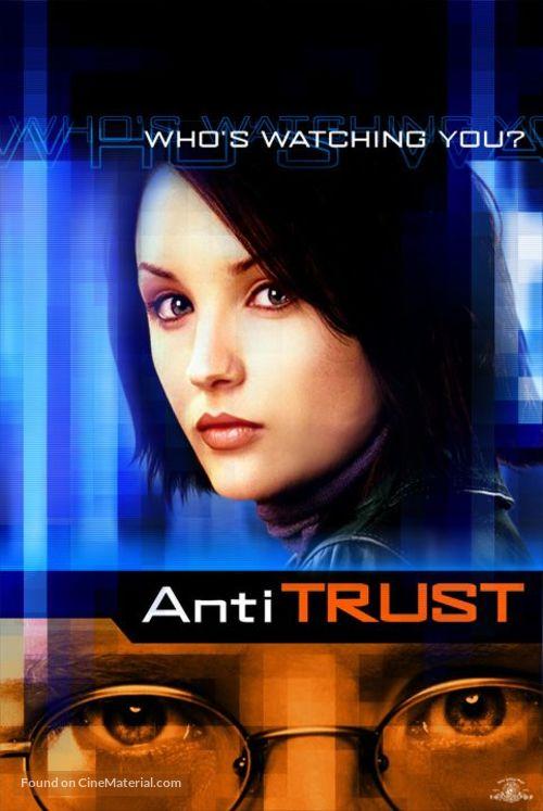 Antitrust - Movie Poster