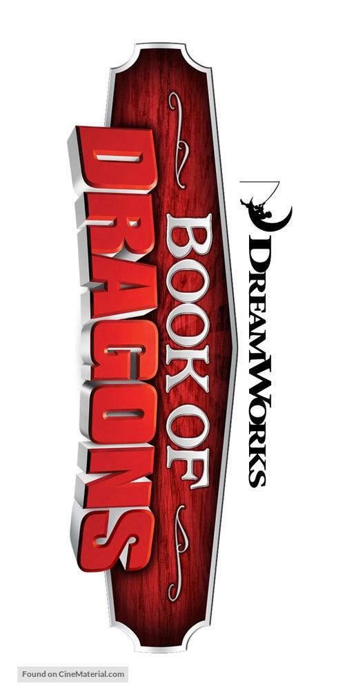 Book of Dragons - Logo