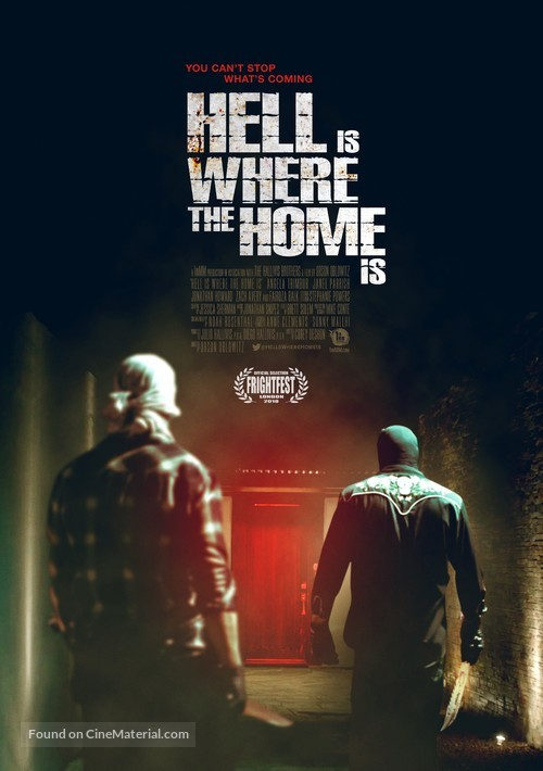 Hell Is Where the Home Is - Movie Poster