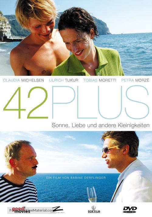 42plus - German DVD movie cover