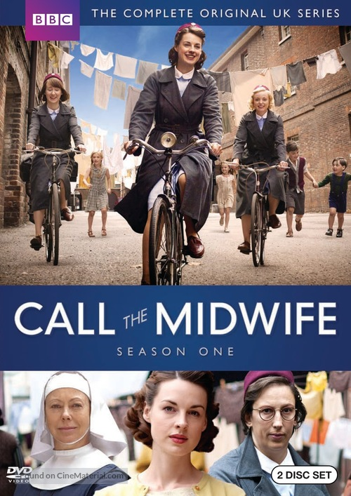 """Call the Midwife"" - Movie Cover"