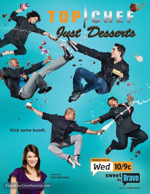 """Top Chef: Just Desserts"" - Movie Poster"