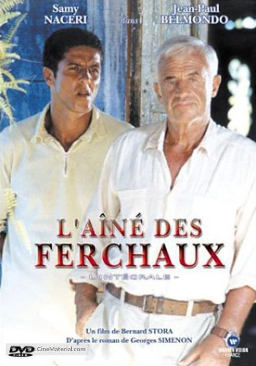 Ferchaux - French DVD movie cover