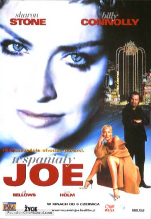 Beautiful Joe - Polish poster