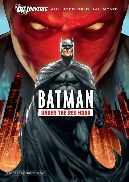 Batman: Under the Red Hood - Movie Poster