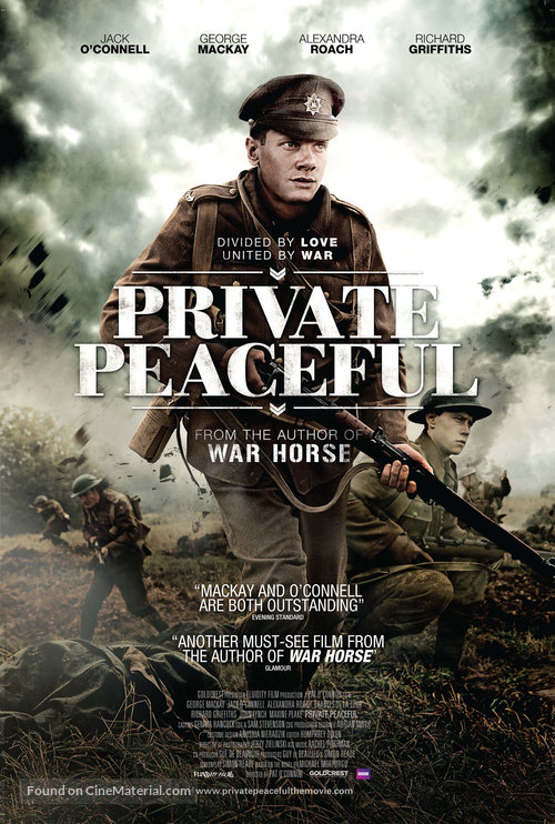Private Peaceful - Movie Poster