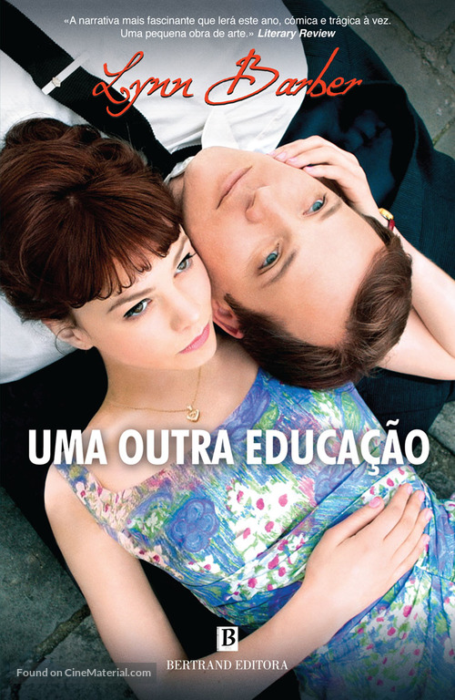 An Education - Portuguese poster