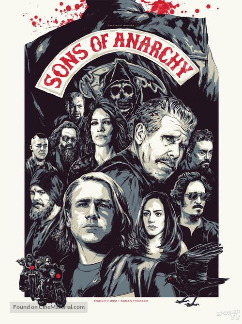 """Sons of Anarchy"" - Movie Poster"