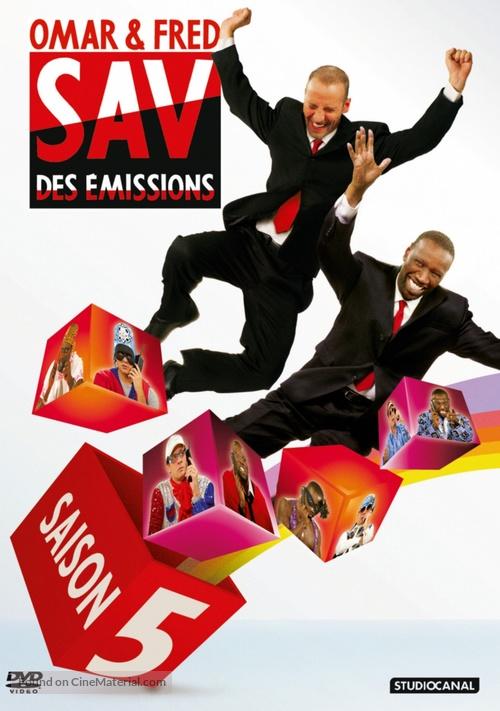 """SAV des émissions"" - French DVD movie cover"