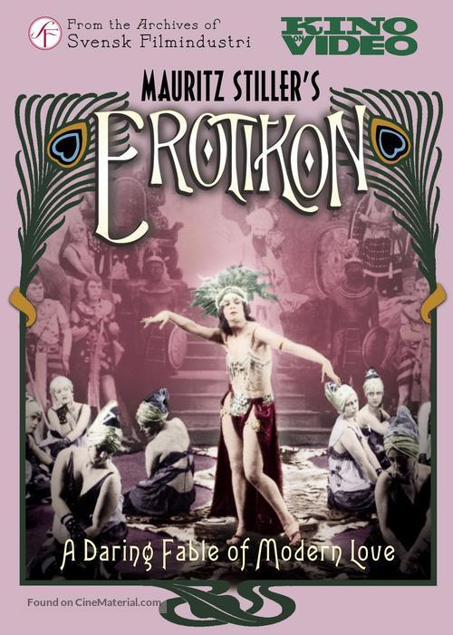 Erotikon - Movie Poster