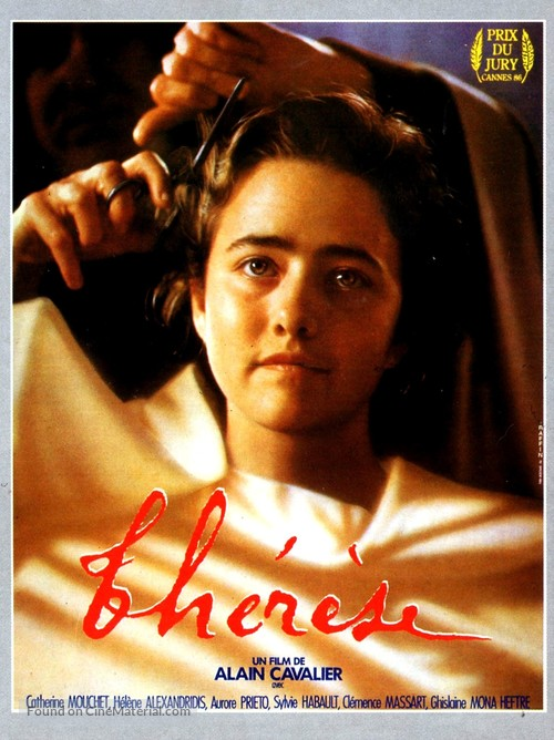 Thérèse - French Movie Poster