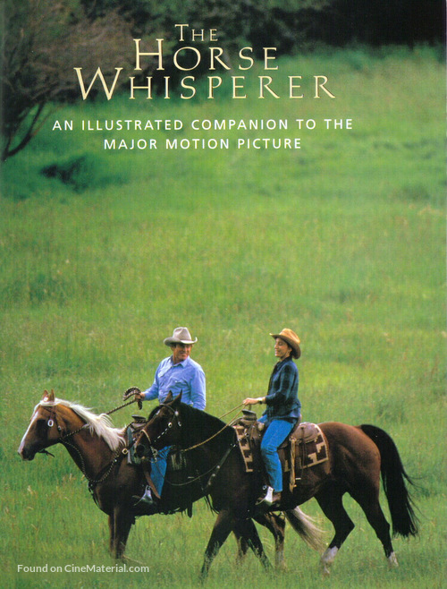 The Horse Whisperer - Movie Cover
