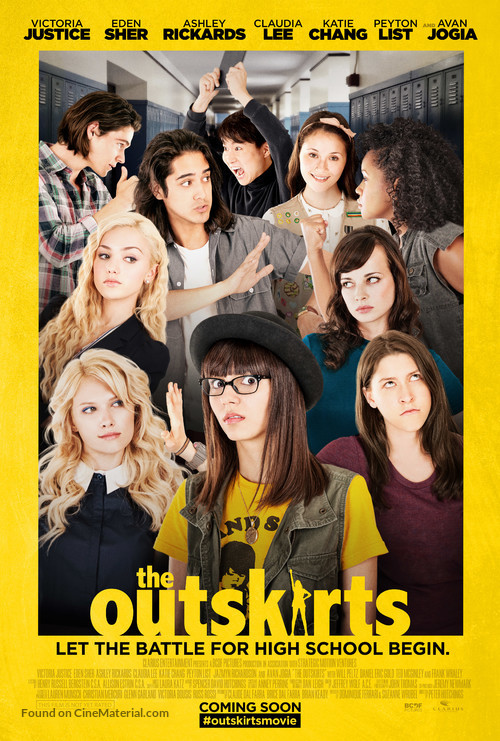 The Outskirts - Movie Poster