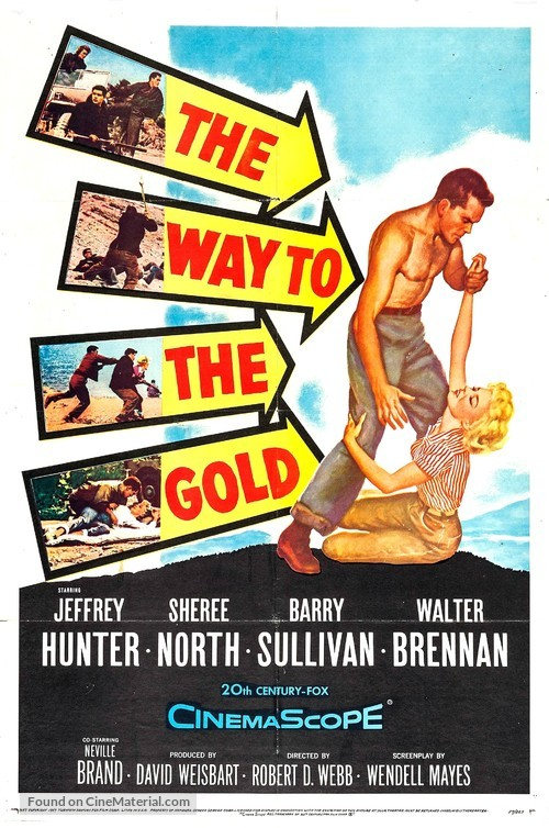 The Way to the Gold - Movie Poster