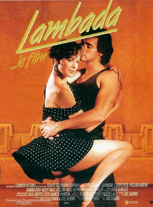 Lambada - French Movie Poster