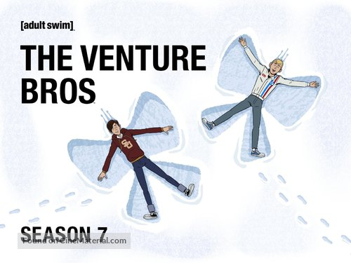 """The Venture Bros."" - Video on demand movie cover"