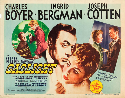 Gaslight - Movie Poster