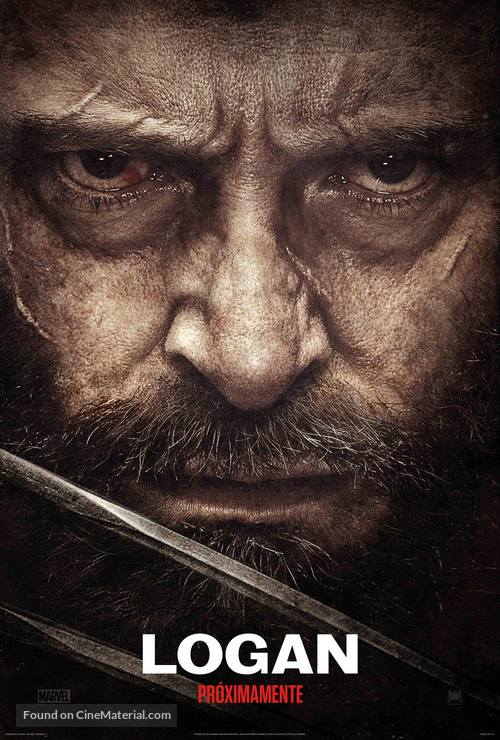 Logan - Argentinian Movie Poster