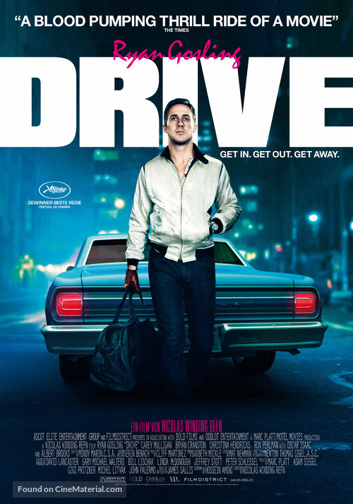 Drive - Swiss Movie Poster