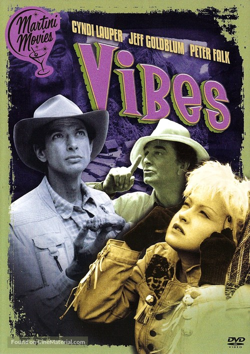 Vibes - DVD cover