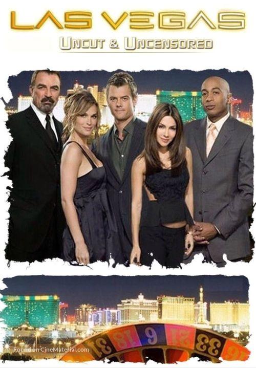 """""""Las Vegas"""" - DVD movie cover"""