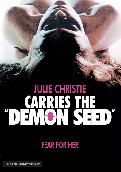 Demon Seed - DVD cover