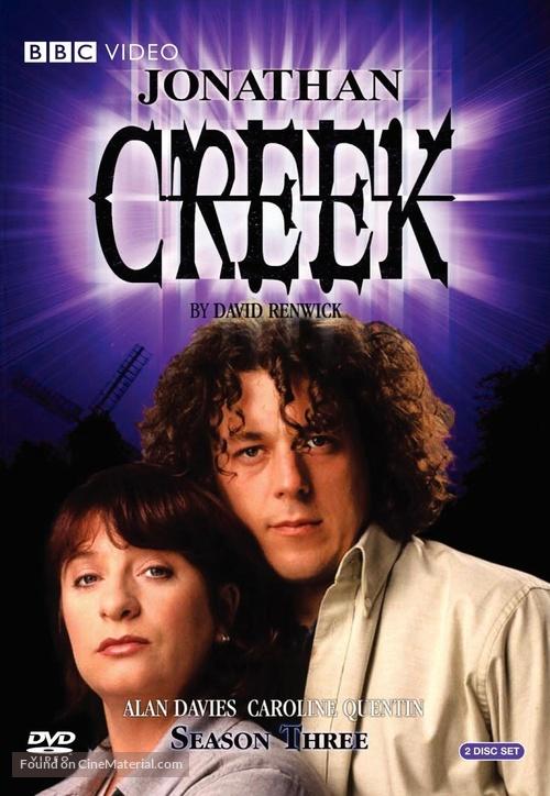 """""""Jonathan Creek"""" - British Movie Cover"""