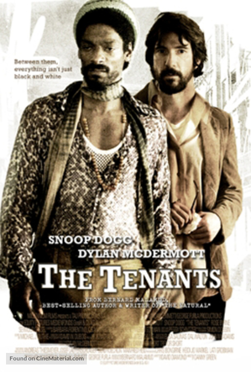 The Tenants - poster