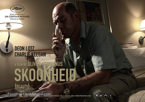 Skoonheid - Dutch Movie Poster