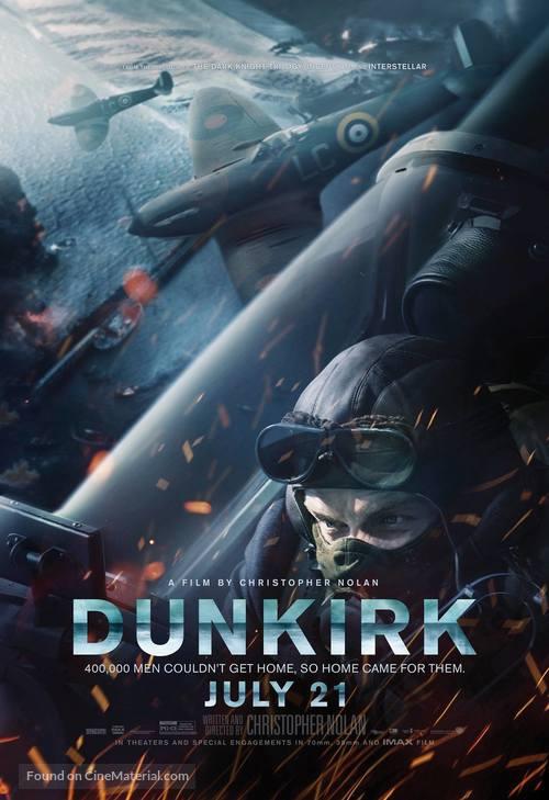 Dunkirk - Movie Poster