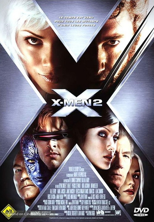X2 - French Movie Cover