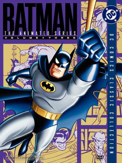 """""""Batman"""" - DVD movie cover"""