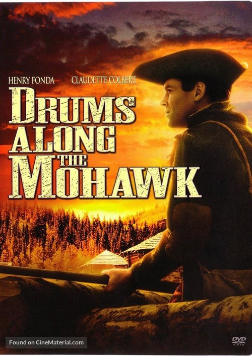 Drums Along the Mohawk - Movie Cover