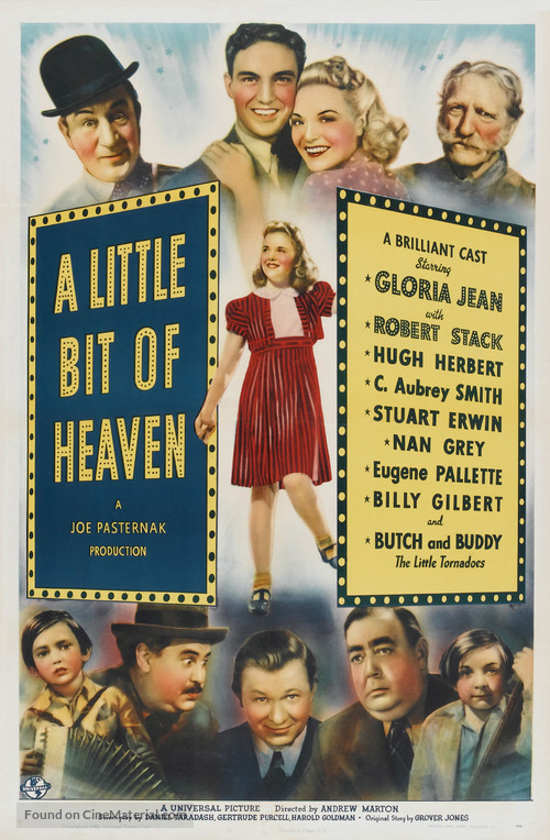 A Little Bit of Heaven - Movie Poster