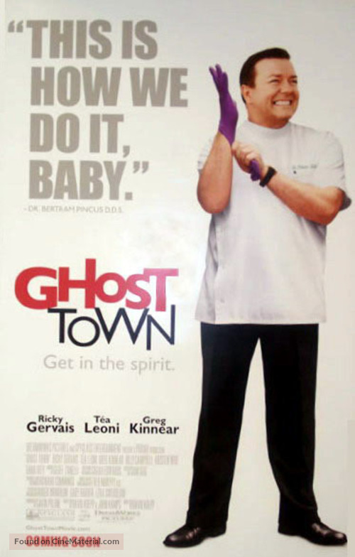 Ghost Town - Movie Poster