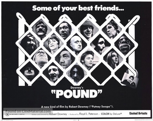 Pound - Movie Poster
