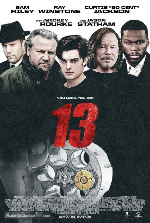 13 - Movie Poster