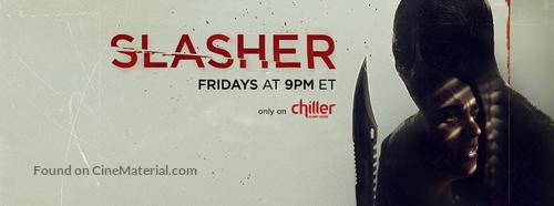 """""""Slasher"""" - Movie Poster"""