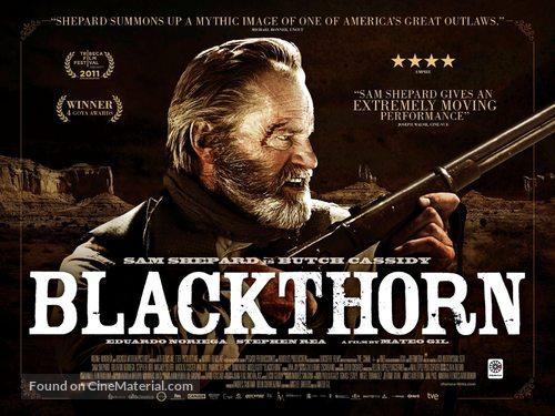 Blackthorn - British Movie Poster
