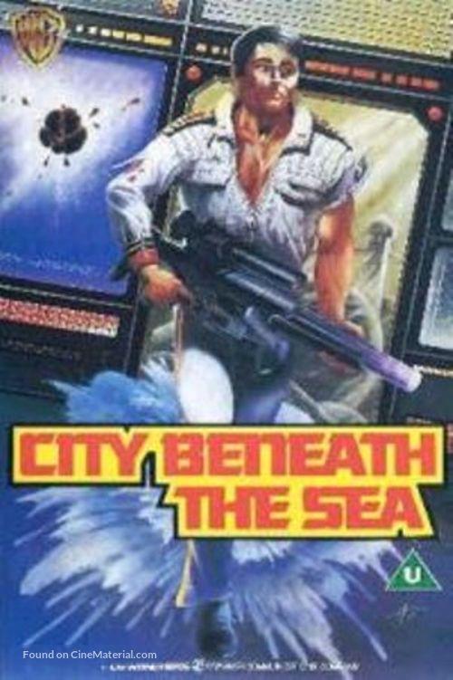 City Beneath the Sea - British DVD movie cover