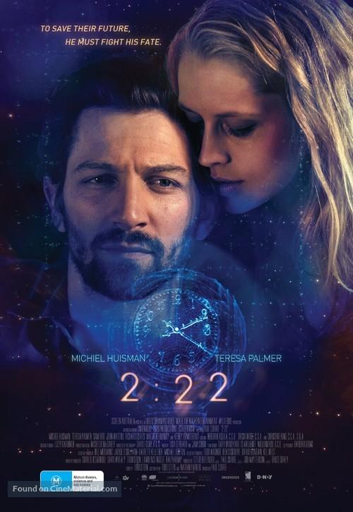 2:22 - Australian Movie Poster