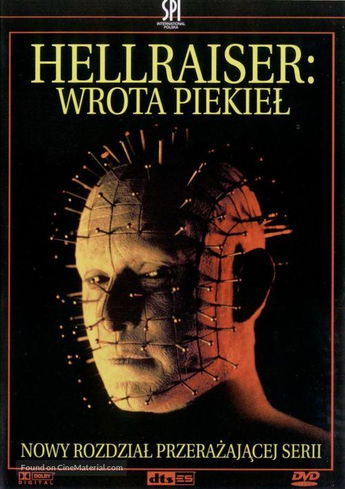 Hellraiser: Inferno - Polish Movie Cover