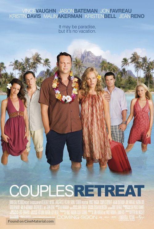 Couples Retreat - Movie Poster