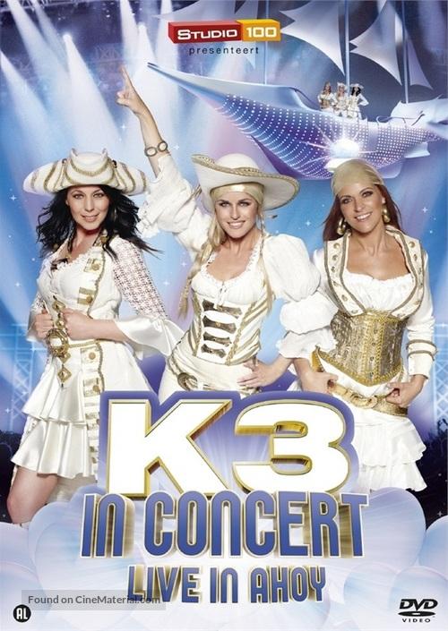 """""""Hallo K3!"""" - Belgian Movie Cover"""