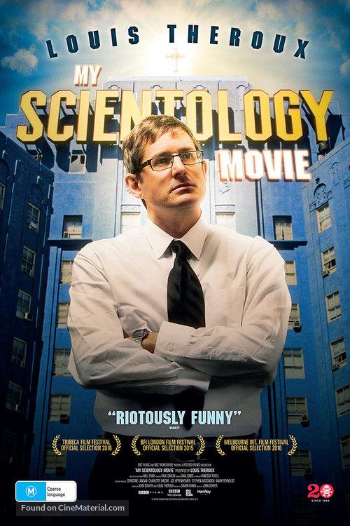 My Scientology Movie - Australian Movie Poster