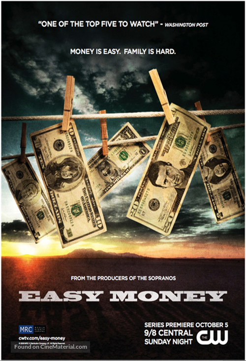"""Easy Money"" - Movie Poster"