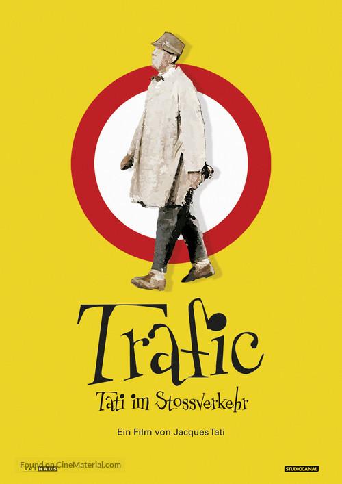 Trafic - German Movie Poster