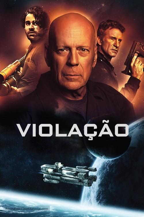 Breach - Portuguese Movie Cover