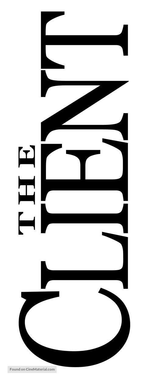 The Client - Logo